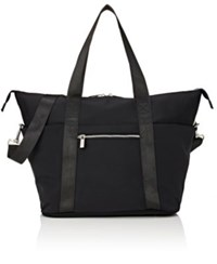 Deux Lux Women's Athletic Tote Bag Black