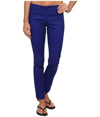 Black Diamond Stretch Font Pants Spectrum Blue Women's Casual Pants Multi