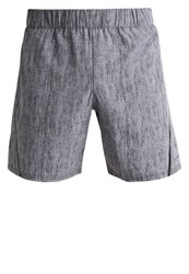 Hummel Darnell Sports Shorts Dark Grey Melange