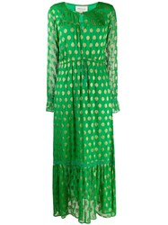 Cecilie Copenhagen 'Lotta' Dress Green