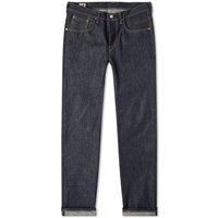 Edwin Regular Tapered Jean Made In Japan Blue