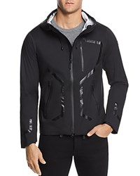 Descente Streamline Active Shell Hooded Jacket Black