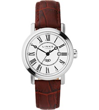 Links Of London Richmond Stainless Steel Watch White
