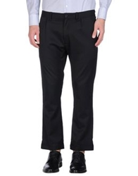 Ann Demeulemeester Casual Pants Black