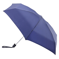 Fulton Tiny 1 Folding Umbrella Blue