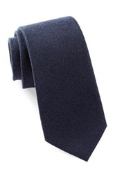Ben Sherman Solid Tie Blue