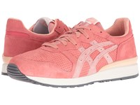 Onitsuka Tiger By Asics Alliance Terracotta Coral Reef Athletic Shoes Pink