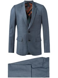 Paul Smith Two Piece Formal Suit Blue