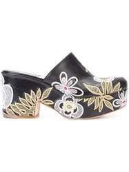 Laurence Dacade 'Nanouk' Sandals Black
