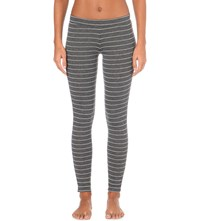 Eberjey Ticking Stripe Leggings Thunderstorm