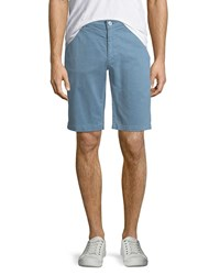 Ag Jeans Griffin Flat Front Shorts High Tide