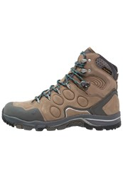 Jack Wolfskin Altiplano Prime Texapore Walking Boots Siltstone Light Grey