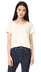 Mih Jeans Nora Tee Cream