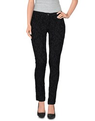 Takeshy Kurosawa Trousers Casual Trousers Women Black