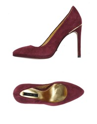 Rachel Zoe Footwear Courts Women Deep Purple