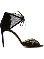 Bionda Castana 'Langley' Sandals Black