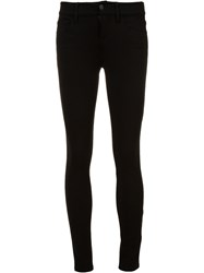 L'agence Skinny Trousers Black