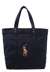 Polo Ralph Lauren Tote Bag Navy Blue