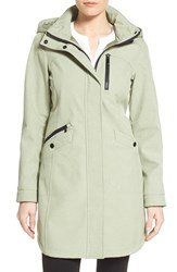 Women's Kristen Blake Crossdye Hooded Soft Shell Jacket Tea