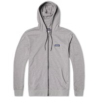 Patagonia Lightweight Full Zip Hoody Grey