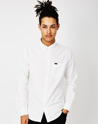Lee L880 Button Down Regular Fit White