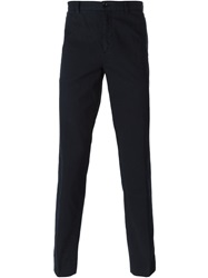 Carven Slim Chino Trousers Blue