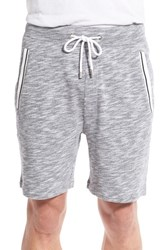 Boss Men's 'Contemporary' Lounge Shorts Medium Grey