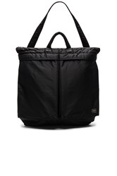 Porter Yoshida And Co. Tanker Helmet Bag Black
