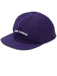 Satisfy Soft Shell Running Cap Pink And Purple