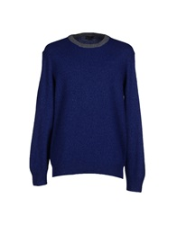 Seventy By Sergio Tegon Sweaters Blue