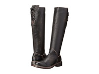 Bed Stu Manchester Black Hand Women's Zip Boots