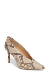 Vince Camuto 'S Ankia Suede Pump Desert Sand