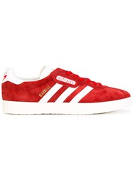 Adidas Originals Lace Up Trainers Red