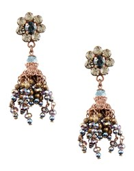 Dsquared2 Earrings Slate Blue