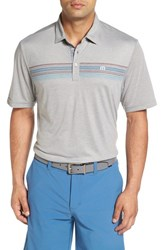 Travis Mathew Men's Cass Trim Fit Golf Polo