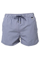 Hom Swimming Shorts Navy Blue
