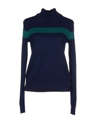 Peuterey Turtlenecks Dark Blue