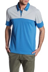 Adidas Climachill Blocked Polo Multi