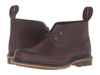 Dr. Martens Deverell Desert Boot Brown Kingdom Lace Up Boots
