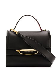 Alexander Mcqueen Two Tone The Story Tote 60