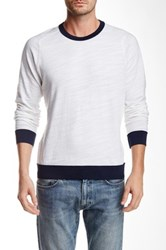 Joe's Jeans Cal Pullover White