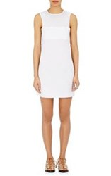 T By Alexander Wang Layered Bandeau Dress White