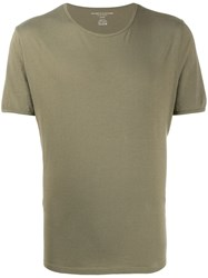 Majestic Filatures Jersey T Shirt Green