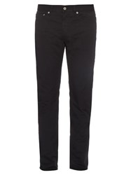 Stone Island Slim Fit Mid Rise Trousers