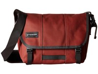 Timbuk2 Classic Messenger Bag Extra Small Heirloom Adobe Messenger Bags Red