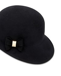 Ted Baker Dacie Hat With Bow Black