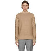 Tiger Of Sweden Beige Pike Sweater