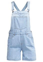Dr. Denim Dr.Denim Tania Dungarees 80'S Stone Light Blue
