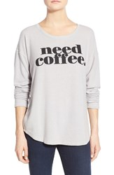 Women's Signorelli Screenprint Dolman Sleeve Sweatshirt
