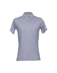 Kaos Polo Shirts Blue